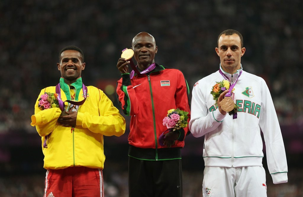 Ethiopia's first ever medal at the Paralympics