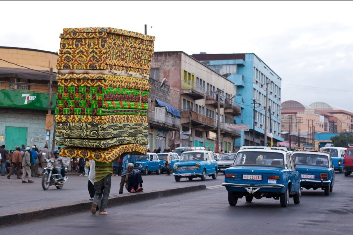 Addis Makes Lonely Planet's Top 10 Cities for 2013!