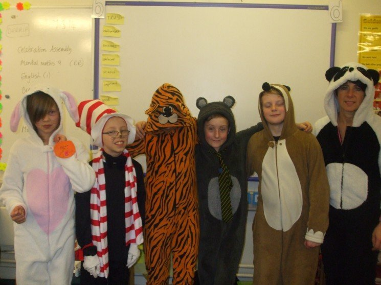 Burton School celebrated World Book Day in style!