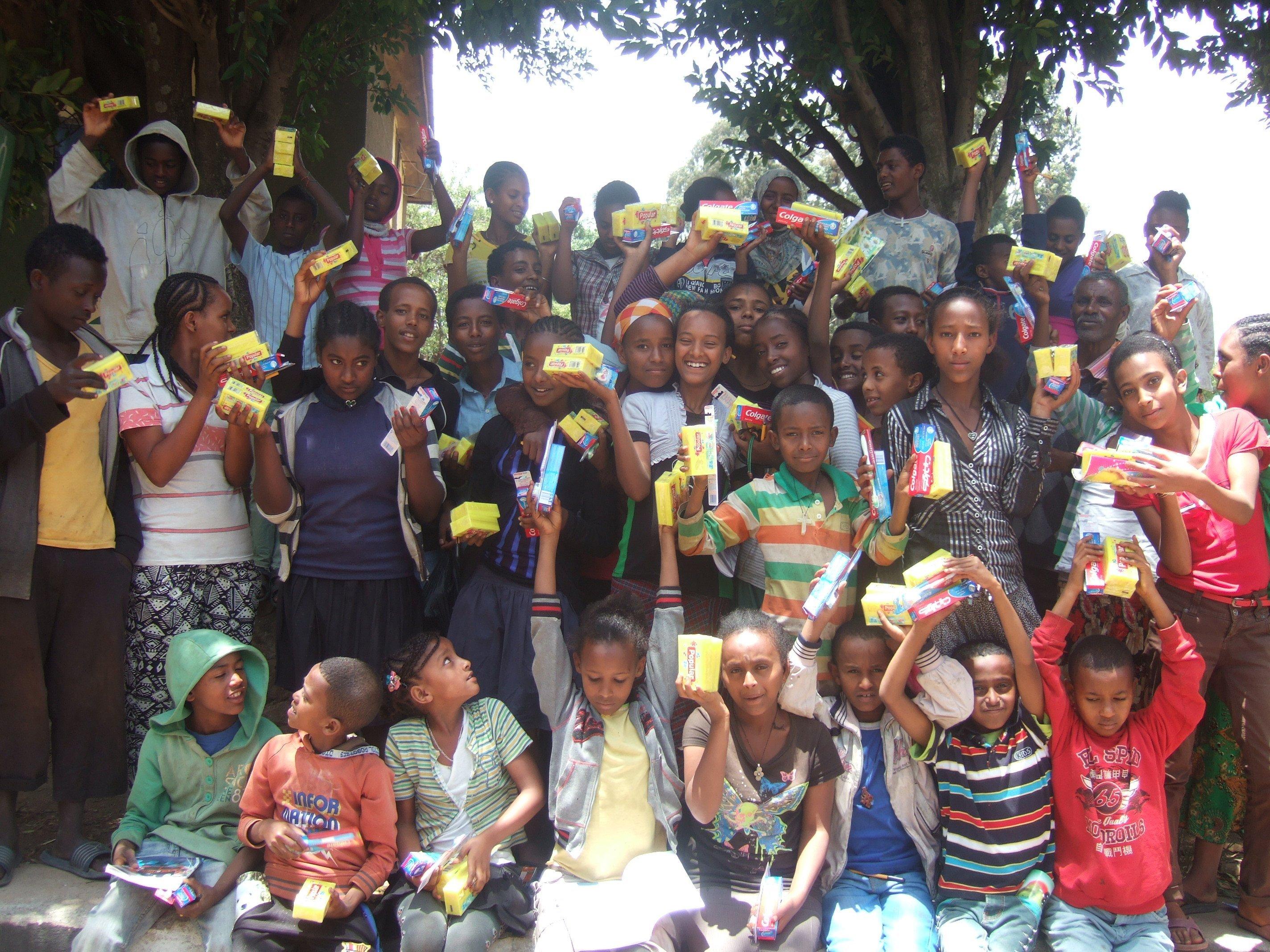 Health and hygiene training – Sponsorship clubs initiative