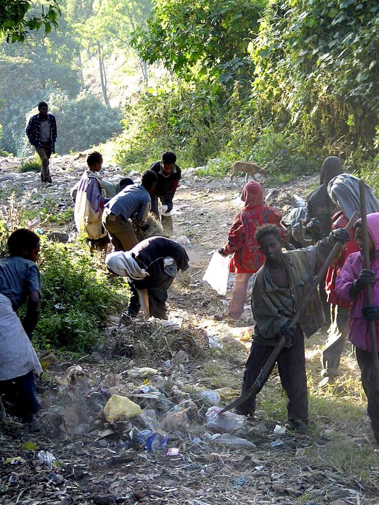 Project Shine: Clean schools programme