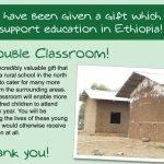 Build A Double Classroom