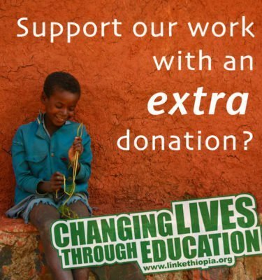 An Extra Donation!