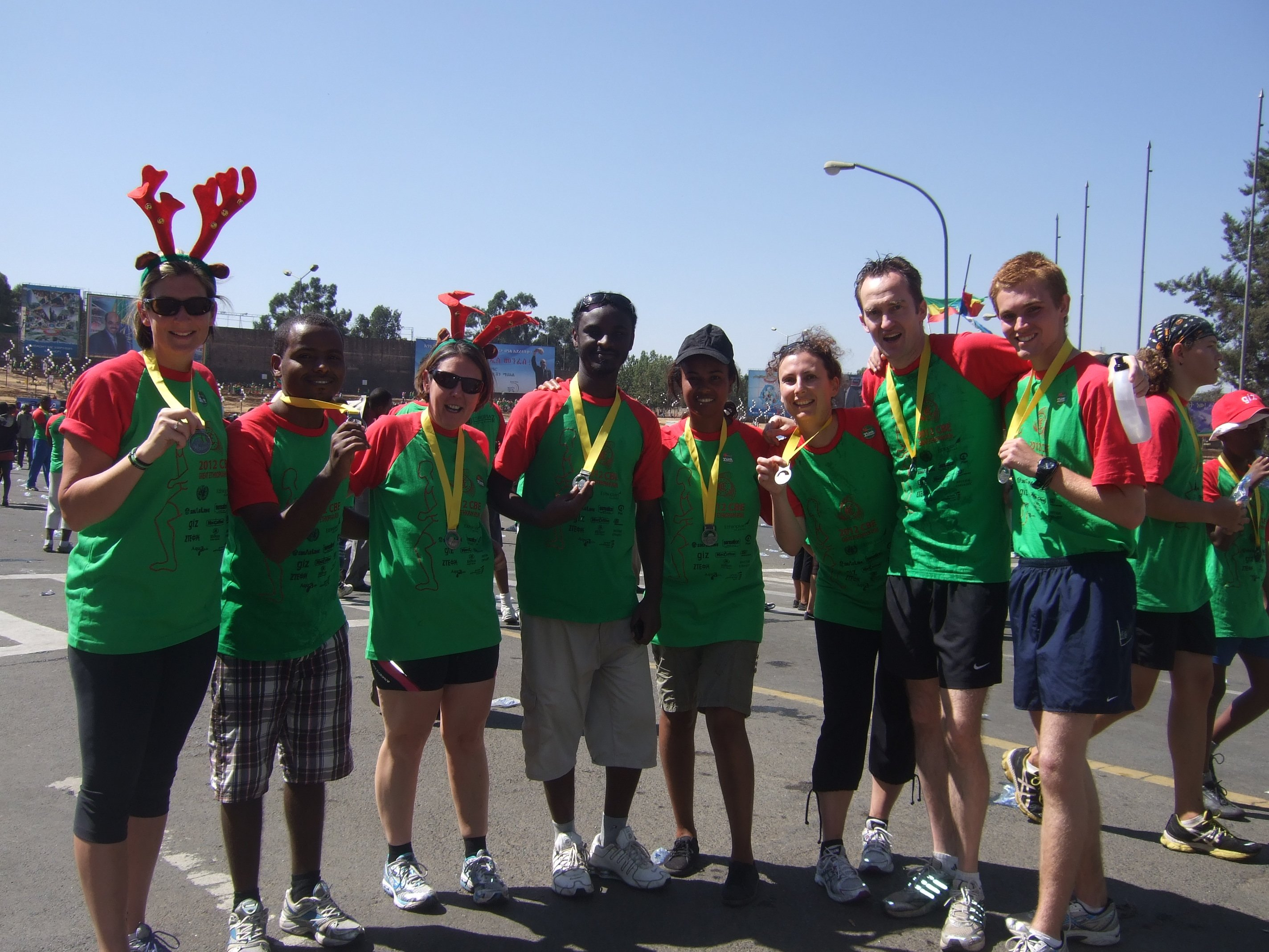 Join us for the Great Ethiopian Run 2013!