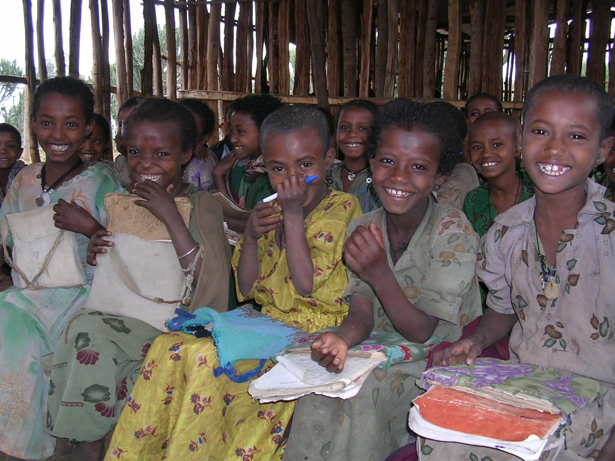 Ethiopian children more satisfied with school life than in the UK