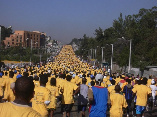 Join us in the Great Ethiopian Run 2013!