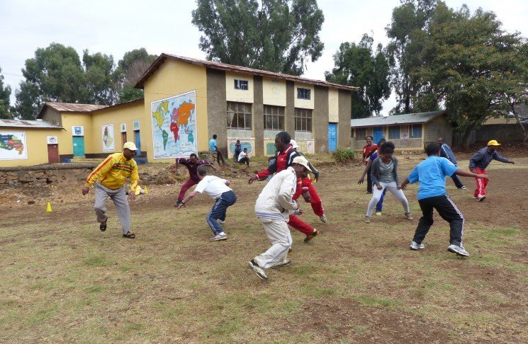 Sports Leadership Training Part 2 – Off to Gondar!