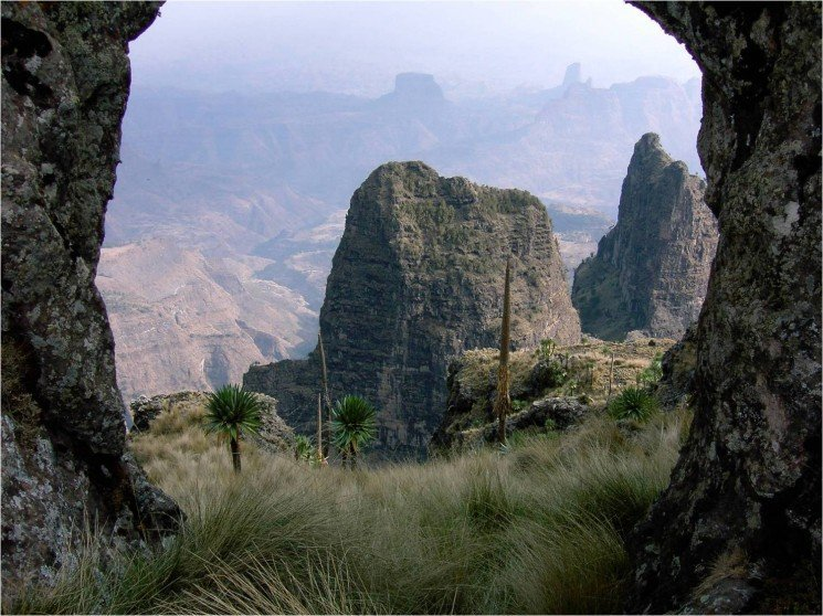 Growing tourism for Ethiopia. Why not experience this beautiful country for yourself?