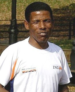 Haile Gebrselassie joins as Patron